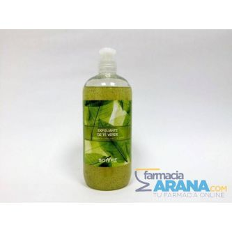 Soivre Gel Exfoliante de Té Verde 500ml
