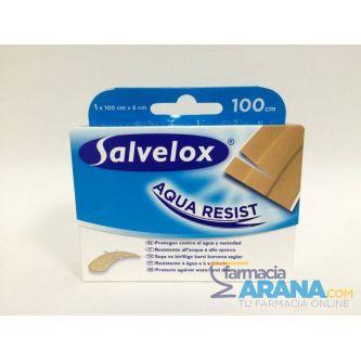 Salvelox Apósito 1 Tira 100cm Aqua Resist