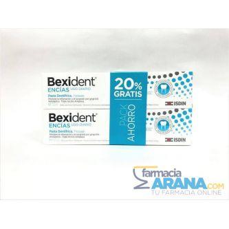 Bexident PACK AHORRO Pasta Dentífrica 2x125ml 20% GRATIS
