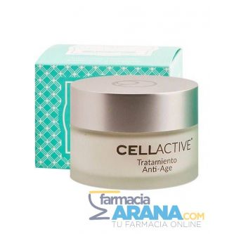 CellActive Tratamiento Anti-Age Reafirmante 50g