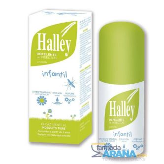 Halley Repelente de Insectos INFANTIL 100ml