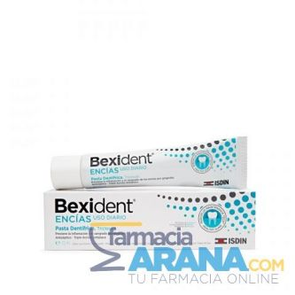 Bexident Encias Triclosan Pasta Dentífrica 75ml