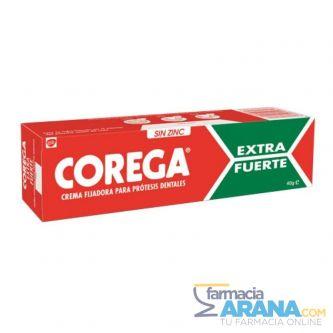 Corega Extra Fuerte 40g