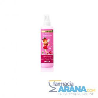 Nosa Spray Desenredante Árbol del Té Aroma a Fresa TRIPLE ACCIÓN 250ml