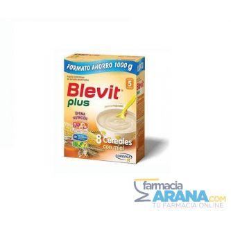 Blevit Plus 8 Cereales con Miel FORMATO AHORRO 1000g