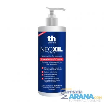 Th Pharma Neoxil Forte Champú Anticaída 400ml