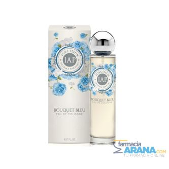 IAP Pharma Parfums Pure Fleur Agua de Colonia Bouquet Bleu 150ml