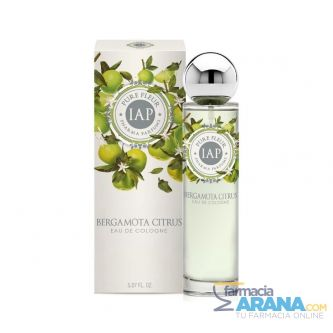 IAP Pharma Parfums Pure Fleur Agua de Colonia Bergamota 150ml