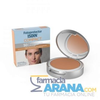FOTOPROTECTOR ISDIN COMPACT BRONCE 50+