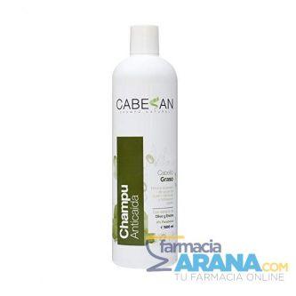 Cabesan Natural Anticaída cabello graso 500ml