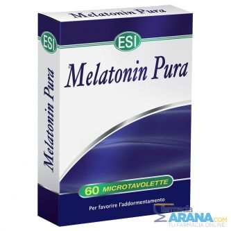 Melatonin Pura 1´9mg 60 tabletas