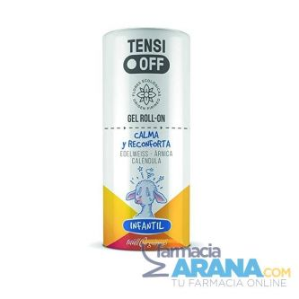 Tensi Off Gel Roll-on Calma y Reconforta INFANTIL 50ml