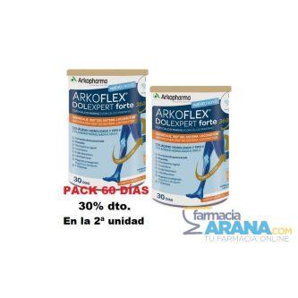 ArkoFlex Dolexpert Forte 360 sabor Naranja 390g X2