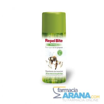 Repel Bite Herbal Repelente de Insectos 100ml