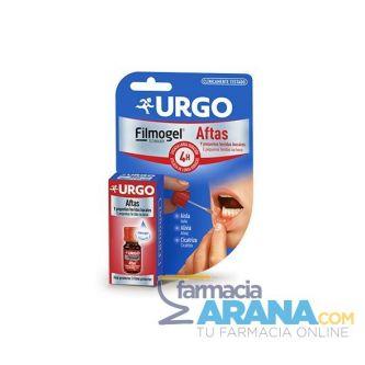 Urgo Aftas y Pequeñas Heridas Bucales Filmogel 6ml