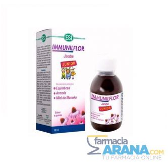 Immunilflor ESI Jarabe JUNIOR 180ml