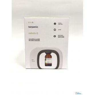 Terpenic NEBULA-Q Aromadifusor Portátil de AE