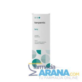 Terpenic BRIZ Sinergia Aromadifusión 30ml