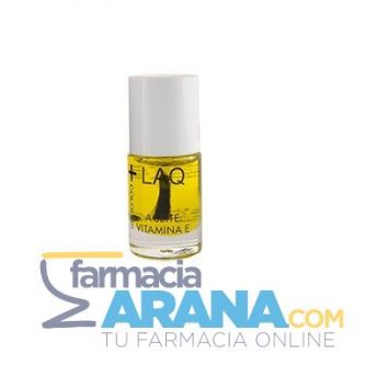 Aceite Vitamina E +LAQ Colours 10ml