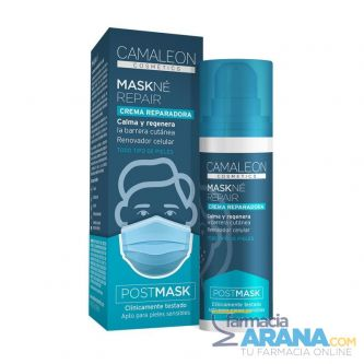 Camaleon Cosmetics MASKNÉ REPAIR Crema Reparadora Post Mask 30ml