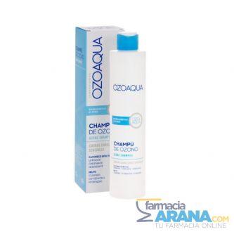OzoAqua Champú de Aceite Ozonizado 250ml