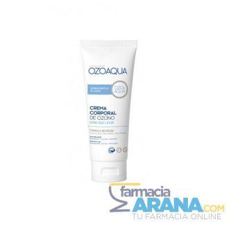 OzoAqua Crema Corporal de Aceite Ozonizado 200ml
