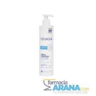 OzoAqua Crema Corporal de Aceite Ozonizado 500ml