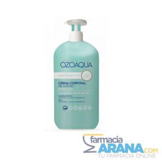 OzoBaby Crema Corporal de Aceite Ozonizado 500ml
