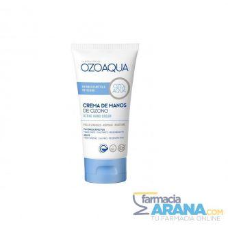 OzoAqua Crema de Manos de Aceite Ozonizado 50ml
