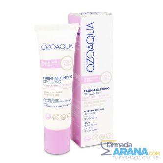 OzoAqua Cremi-Gel Íntimo de Aceite Ozonizado 30ml