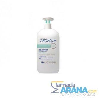 OzoAqua Gel Syndet OzoBaby de Aceite Ozonizado 500ml