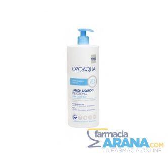 OzoAqua Jabón Líquido de Aceite Ozonizado 1.000ml