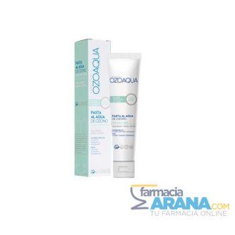 OzoAqua Pasta al Agua de Aceite Ozonizado OzoBaby 75ml