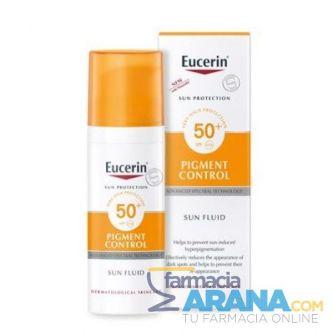 Eucerin Pigment Control FPS 50+ Fluido Solar 50ml