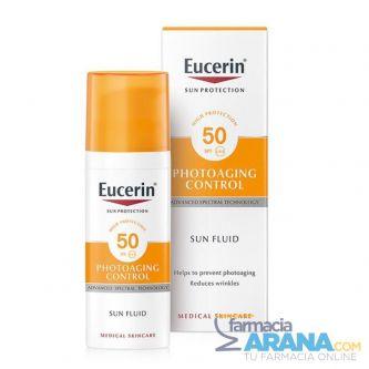 Eucerin Photoaging Control FPS 50 Sun Fluid 50ml